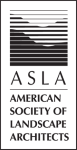 The American Society of Landscape Architects
