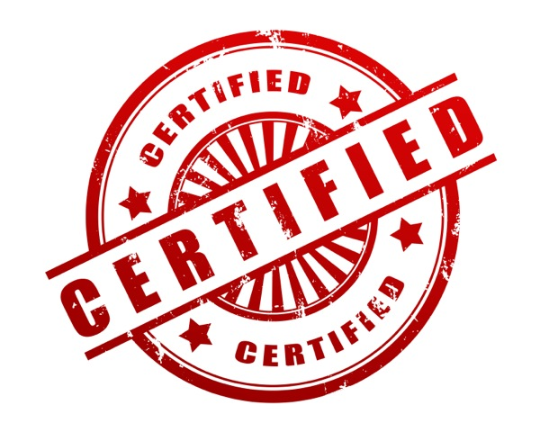 Red-Certified
